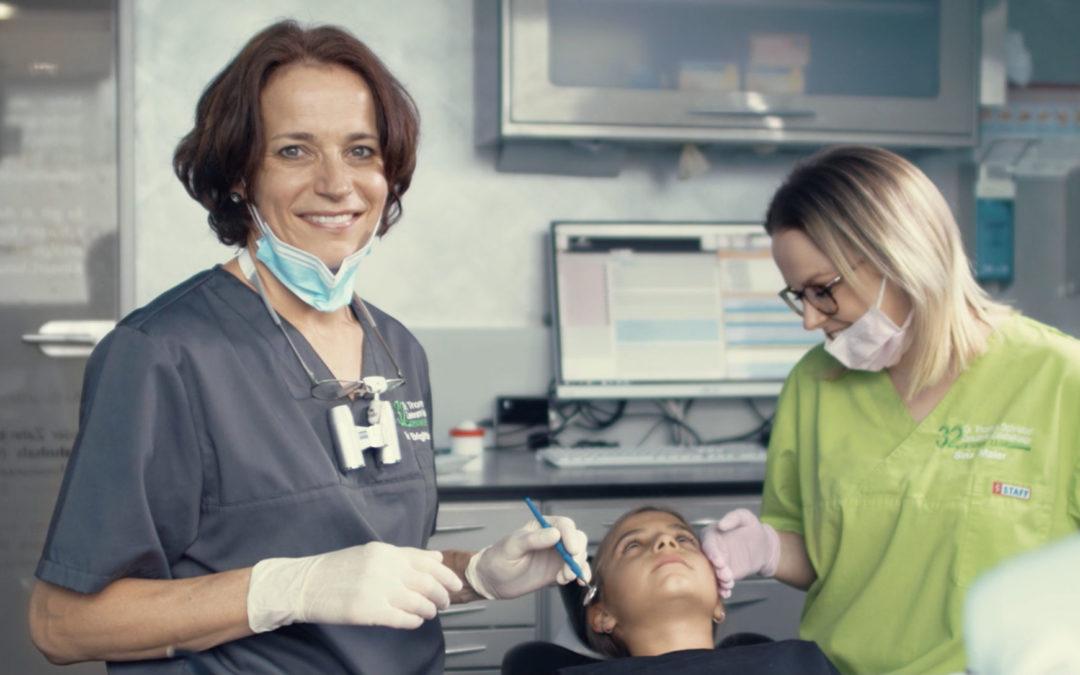 Imagefilm für eine Zahnarztpraxis