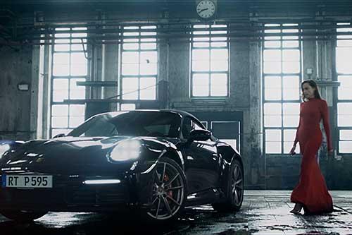 Porsche 911 – Spec Spot