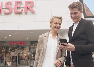 Modehaus Zinser – Werbefilm