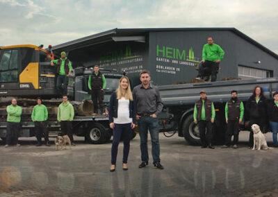 Heim Grünanlagenbau – Imagefilm